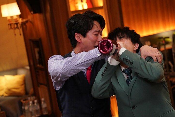 """小出恵介復帰連続ドラマ『酒癖50』第1話のテーマは""""酒の強要""""!アップデートしないアルハラ営業の末路とは"""