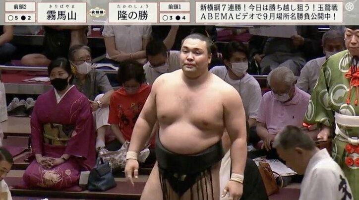 平均「51秒59」大相撲九月場所で取り組み時間が異常に長い霧馬山 元若乃花が指摘「腕はパンパンになります」