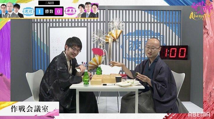 渡辺明名人、正月番組に自由なリクエスト連発「おせち料理が出るかと思った」「来年は畳、こたつ、みかん、寿司で」