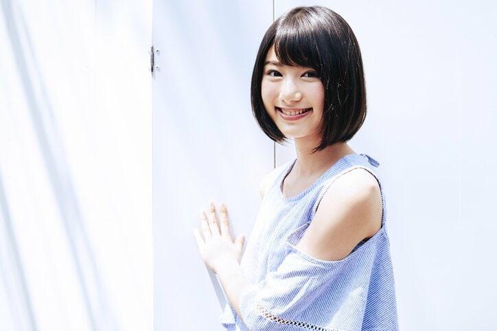 「シーブリーズ」新CMで話題の美少女、池間夏海インタビュー「憧れは新垣結衣と広瀬すず」