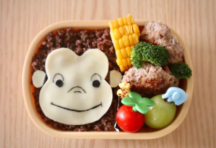 紺野あさ美、息子から好評だった弁当を公開「愛情を感じる」「可愛い」の声