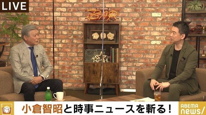 小倉智昭氏「政府や政党がテレビ番組にクレームをつけてくるようになった」、橋下氏「余裕がなくなってきている感じがする」