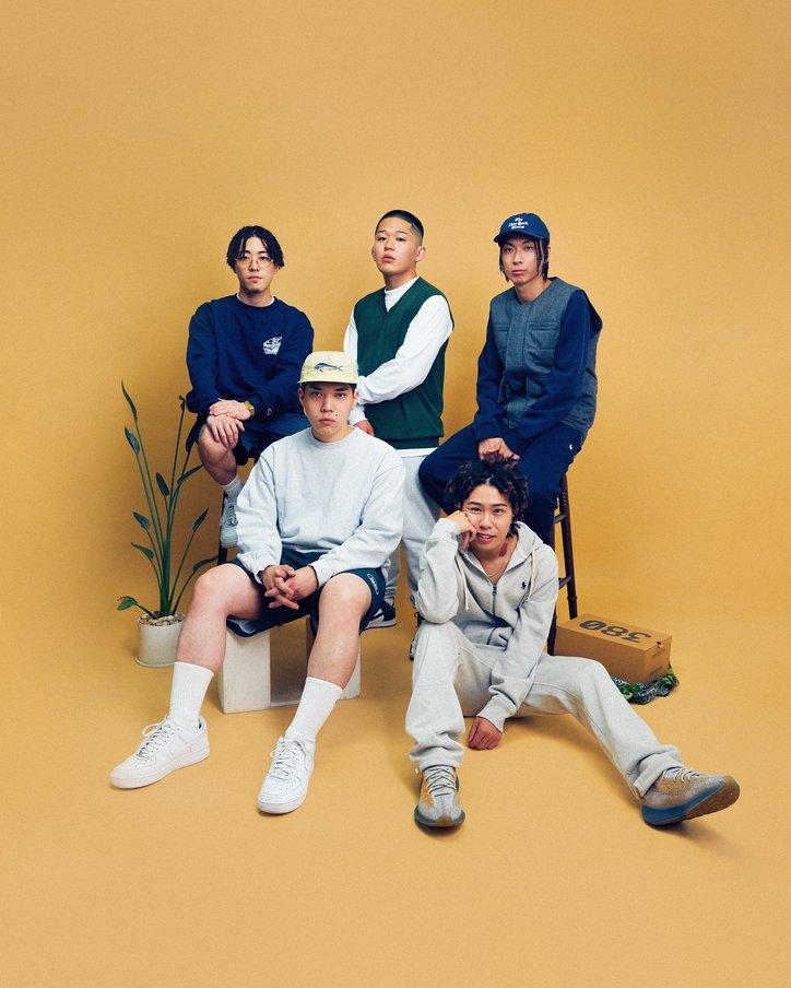 話題沸騰中のSound's Deliの1stアルバム『MADE IN TOKYO BANG』が待望のフィジカルリリース決定!豪華BOXセットも限定発売。