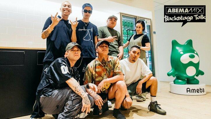 Tokyo Young Vision「言いたいことは音楽の中でまとめて言っているので、曲を聴いて判断して欲しい」渾身の新作EPやクルーの現状について明かす。Weny Dacilloも飛び入り参加!