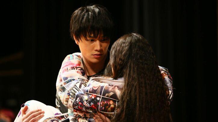 「僕が絶対に守ります」鈴木伸之が恒松祐里をお姫様抱っこ!怒涛の展開に『JAM -the drama-』#3