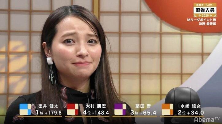 1年経っても語り継がれる水崎綾女の四暗刻単騎テンパイ 麻雀で感動してもらうのは「性格がいいって言われるぐらいうれしい」