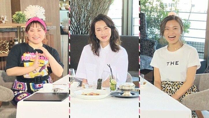 バービー×小島瑠璃子×長谷川京子『グータンヌーボ2』
