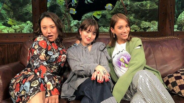 バービー×筧美和子×滝沢カレン『グータンヌーボ2』