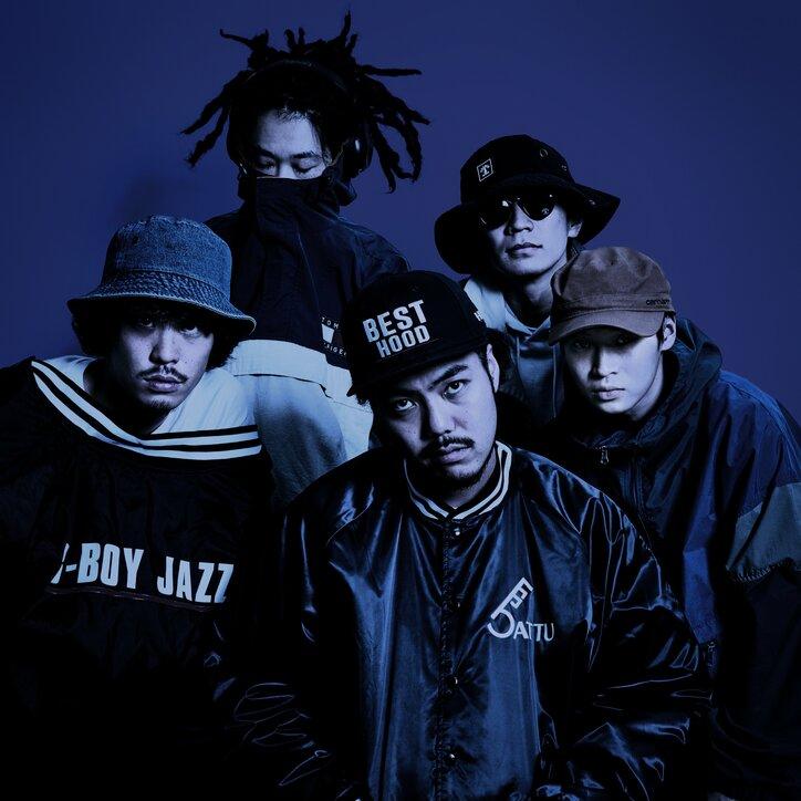 """関西ストリートを中心に注目を集めるHIP HOP Band """"SATTU CREW""""による1stアルバム『B-BOY JAZZ MOVEMENT』に、アレンジカバー楽曲を追加したアナログ盤がリリース決定!MVも本日公開。"""