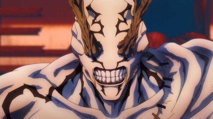 アニメ「呪術廻戦」花御01