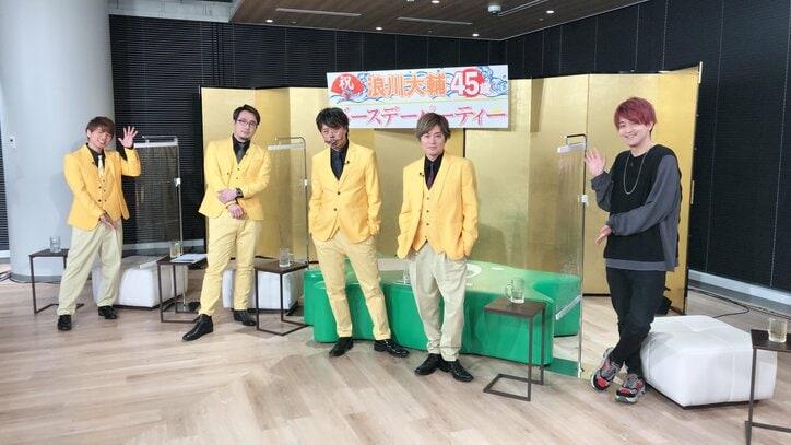 石川界人がサプライズで浪川大輔の誕生日をお祝い!『声優と夜あそび2021』の新発表も