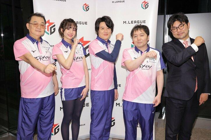 KADOKAWAサクラナイツ、全4選手の残留を発表 内川「必ず1等賞を取りたい」/麻雀・Mリーグ
