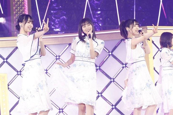 乃木坂46・4期生、無観客配信ライブでファンと心を通わせ「皆さんの声はちゃんと私たちの元に届いています」