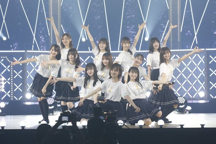 乃木坂46・3期生「みんなでこの大切なグループを守っていきたい」12人の絆と成長を見せつけた4年ぶりの単独ライブ 9回目のバスラ締めくくる