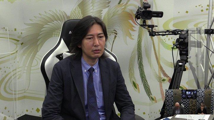藤島健二郎が卓内トップ 昇級圏内のリーグ暫定2位に浮上/麻雀・鳳凰戦A2リーグ
