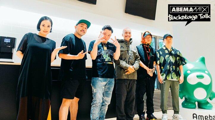 "DJ Hazime&DJ Watarai feat.SIMON,week dudus&Young Dalu「我々は曲を作るなりパーティーを開けるなりして ""とにかく頑張って生きていこう""しかない」参加MCらとともに胸中を語る"