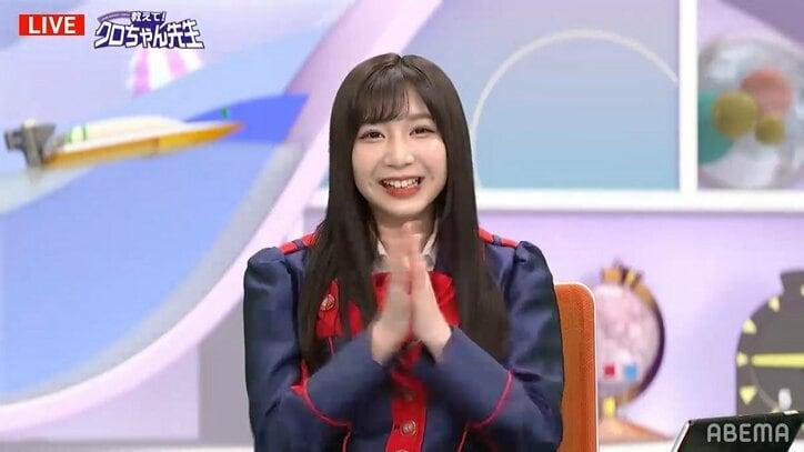 SKE48太田彩夏が珍言連発 困惑のクロちゃんに先輩メンバー・北野瑠華「こういう子なんですよ」